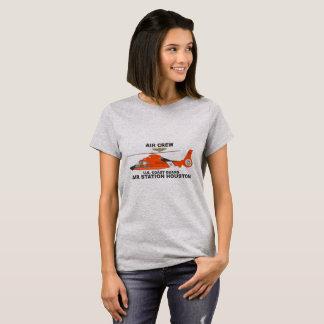 USCG Air Station Houston Air Crew T-Shirt