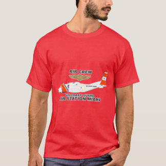 USCG Air Station Miami Air Crew T-Shirt