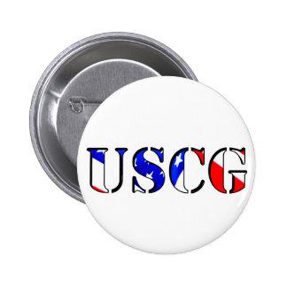 USCG Button