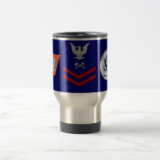 USCG Damage Controlman Second Class Mug