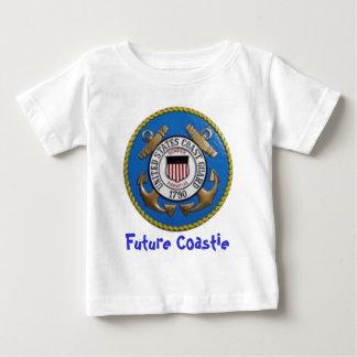 uscg, Future Coastie Baby T-Shirt