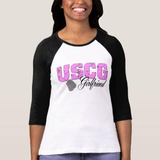 USCG Girlfriend T-Shirt