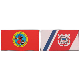 USCG Group Air Station New Jersey Pillowcase