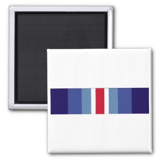 USCG Restricted Duty Ribbon Square Magnet