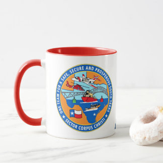 USCG Station Corpus Christi Texas Mug