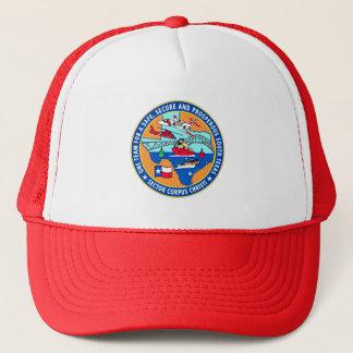 USCG Station Corpus Christi Texas Trucker Hat