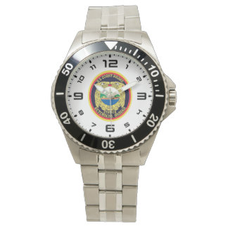 USCG Station Ketchikan, Alaska Wristwatch
