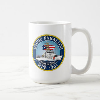 USCGC Farallon WPB-1301 Coffee Mug
