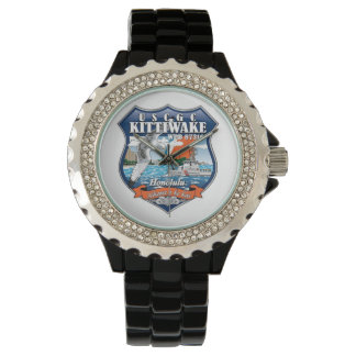 USCGC Kittiwake WPB-87316 Wristwatch