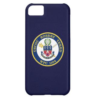 "USCGC Robert Yered WPC-1104 ""Navy Blue"" iPhone 5C Cover"