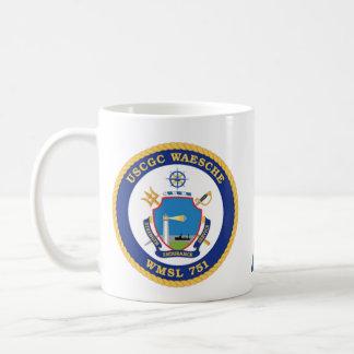 USCGC Waesche (WMSL-751) Coffee Mug