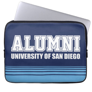 USD | Alumni - Stripes Laptop Sleeve