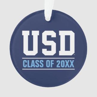 USD   Class Of Ornament