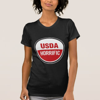 USDA-HORROR T-Shirt