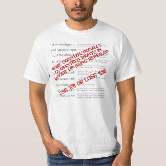 Use 'Em Or Lose 'Em Tshirt