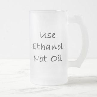 Use Ethanol Not Oil Coffee Mug