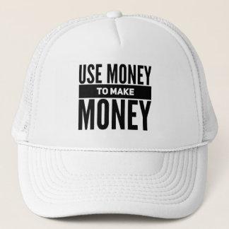 Use Money To Make Money Trucker Hat