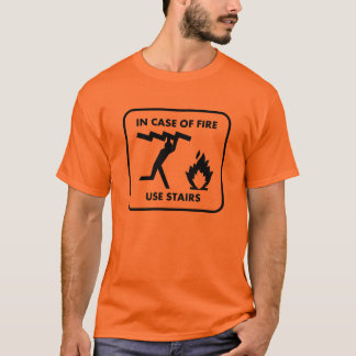 Use Stairs T-Shirt