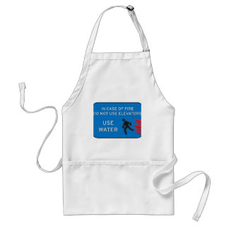 Use Water Standard Apron