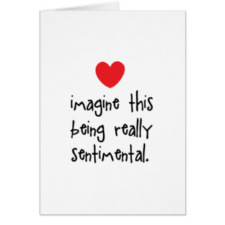Use Your Imagination Card