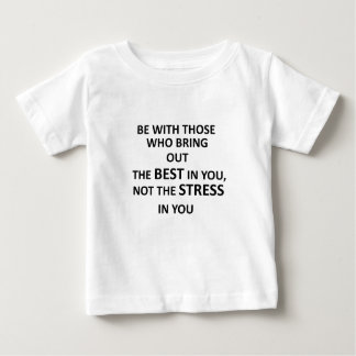 use your smile to change the world but don't let t baby T-Shirt