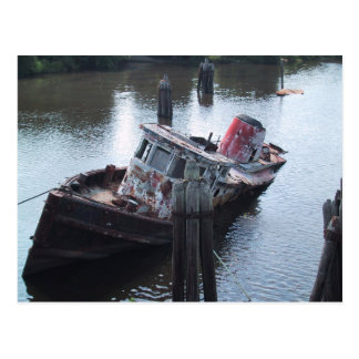 Used Boat for Sale - Postcard