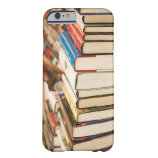 Used books at a rummage sale barely there iPhone 6 case