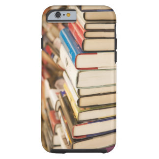 Used books at a rummage sale tough iPhone 6 case