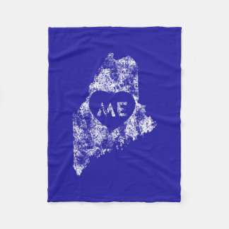 Used I Love Maine State Blankets