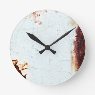 used look round clock