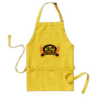 Used Parts 30th Birthday Gifts Aprons