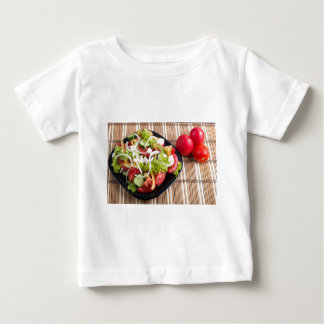 Useful and natural vegetable salad of tomato baby T-Shirt