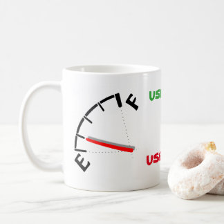 USEFULL-USELESS Classic Office Coffee Mug