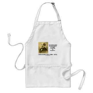 Usefulness Of An Opinon Matter Of Opinion Quote Standard Apron