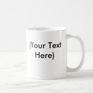 User Template Basic White Mug