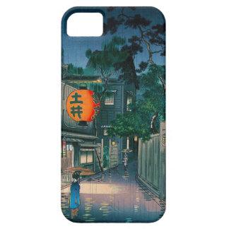 Ushigome Kagurazaka district Tsuchiya Koitsu iPhone 5 Case