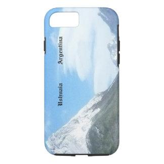 Ushuaia countryside (BASIC design) iPhone 8/7 Case
