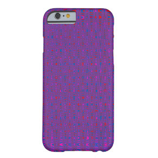 USING A TIME LENS IN THE SEVENTH UNIVERSE BARELY THERE iPhone 6 CASE