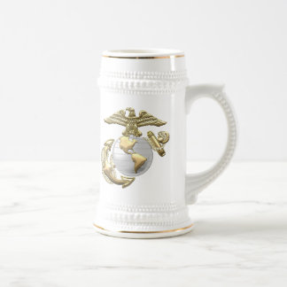 USMC Eagle, Globe & Anchor (EGA) [3D] Beer Stein