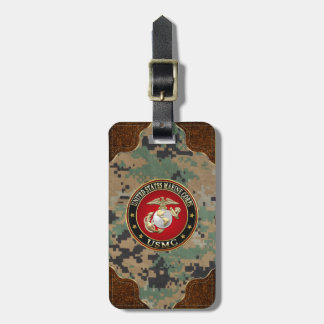 USMC EGA [Special Edition] [3D] Bag Tag