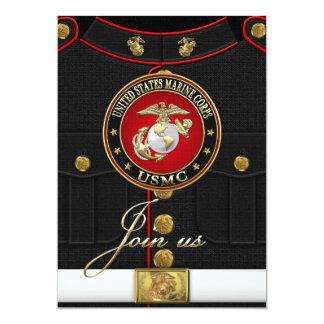 USMC EGA [Special Edition] [3D] Card