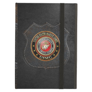 USMC Emblem [Special Edition] [3D] Cover For iPad Air