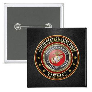 USMC Emblem Special Edition 3D Pins
