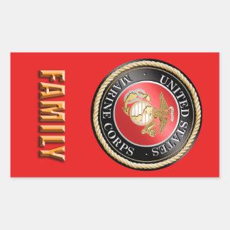 USMC Family Sticker