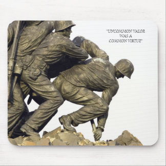 USMC Iwo Jima Memorial Mouse Pad