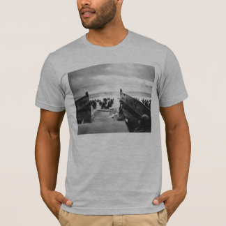 USMC Normandy Beach T-Shirt