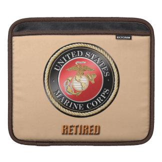 USMC Retired Eletronics Bag iPad Sleeve