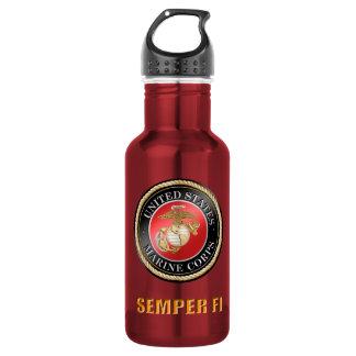 USMC Semper Fi Water Bottle