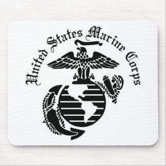 USMC United States Marine Corps Mouse Pad