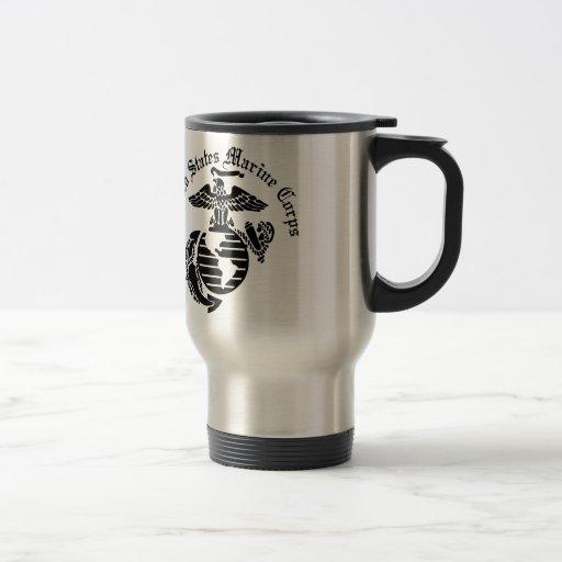 USMC United States Marine Corps Mug